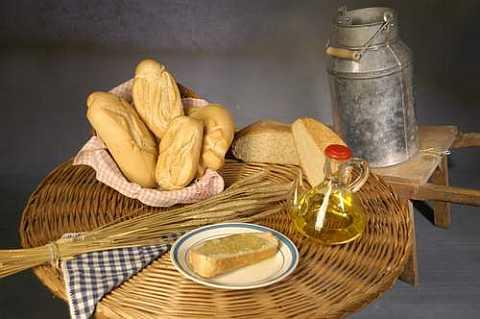 Mediterranean Diet Bread
