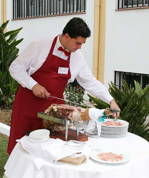 Jamon Iberico is part of the Mediterranean Nutrition